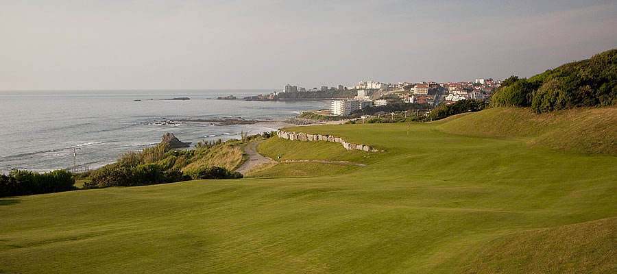 golf chambres hote Biarritz